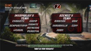 #YouTuberShowdown Team @Insomulus vs. Team @OzerecYT Hardpoint on Slums thumbnail
