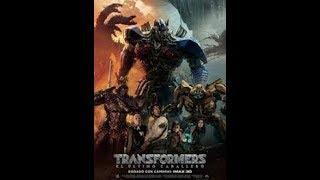 Ver transformers 5 la pelicula en español completa