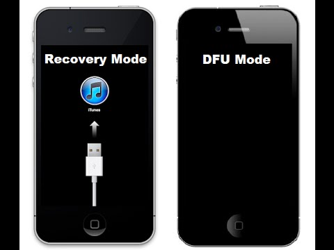 how to put iphone in dfu mode iphone em dfu e recovery mode 2374