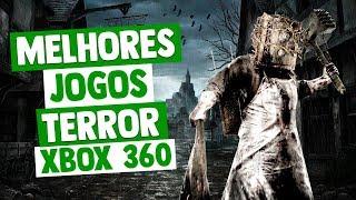 MELHORES JOGOS DE TERROR DO XBOX 360
