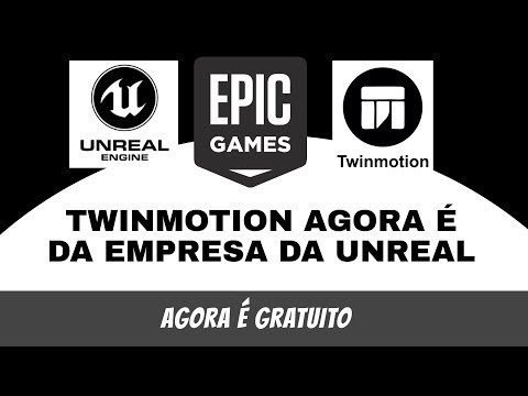 Epic Games Compra Twinmotion e Disponibiliza ele