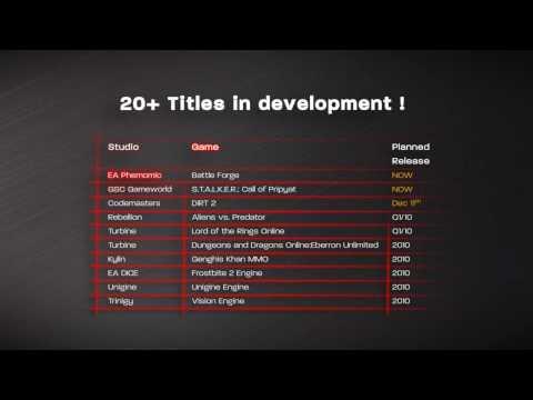ATI Radeon™ HD 5970 -- world's fastest graphics card