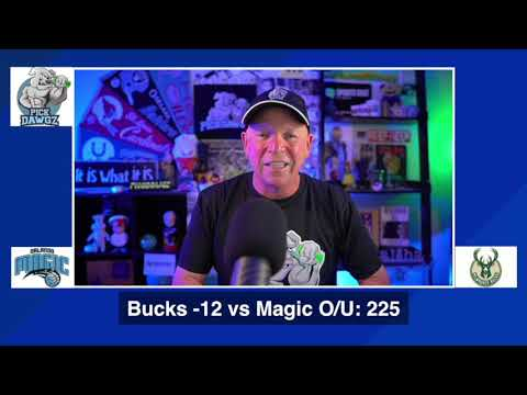 Milwaukee Bucks vs Orlando Magic 8/18/20 Free NBA Pick and Prediction NBA Betting Tips