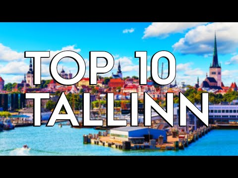 ✅ TOP 10: Things To Do In Tallinn