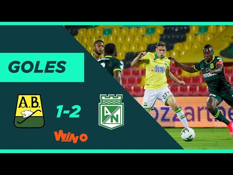 Bucaramanga vs Nacional (1-2) Liga BetPlay Dimayor 2020 | Fecha 12