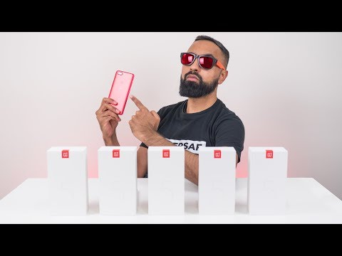 Surprise Unboxing from OnePlus