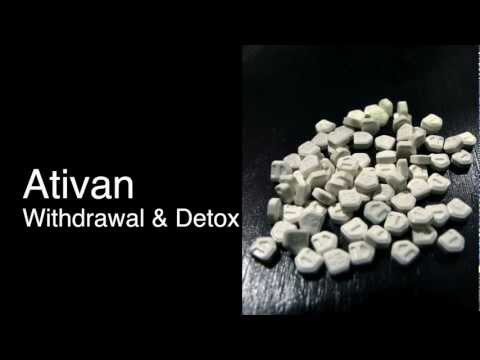 how to get off ativan without withdrawal method percentage