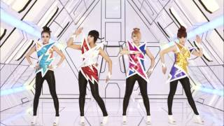 2NE1 feat. Zaho - Clap Your Chelou Hands