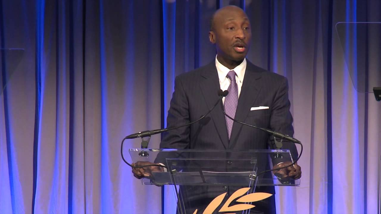 Kenneth C. Frazier: 2014 Global Leadership Awards Dinner ...