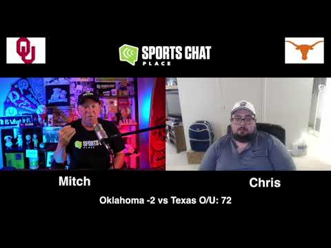 Texas vs Oklahoma - College Football Picks & Prediction - Saturday 10/10/20 | Sports Chat Place