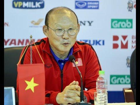 HLV Park Hang-seo lo lắng về vị trí trung vệ, có thể gọi lại Trần Đình Trọng