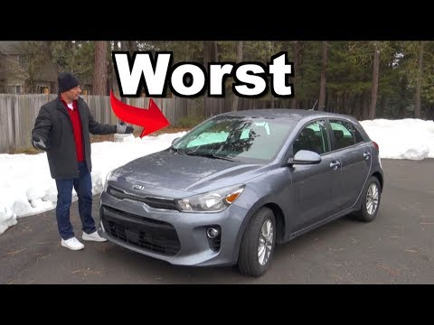 Ranked Worst To Best: Kia Models