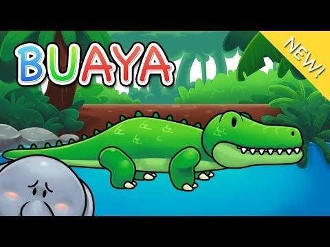 Lagu Anak Indonesia | Buaya