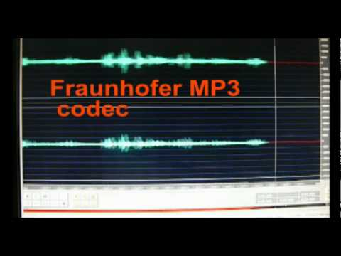 Fraunhofer MP3 codec