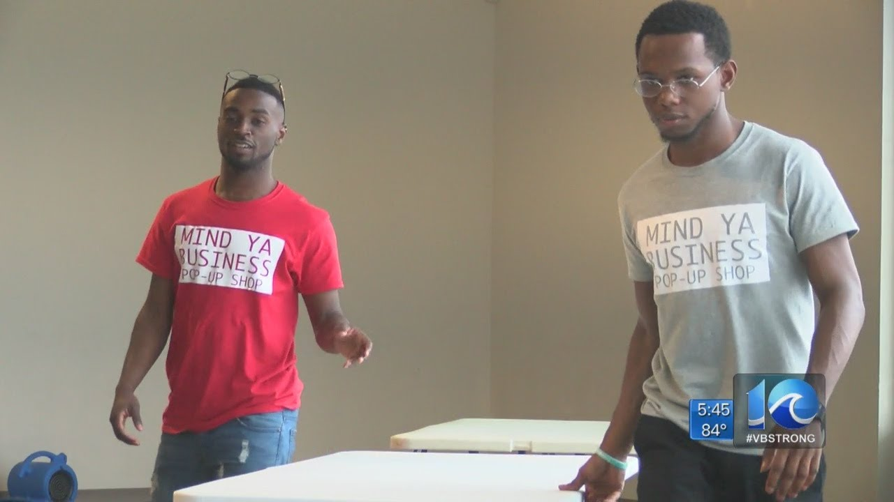 NSU students host Juneteenth pop up market to highlight black-owned businesses