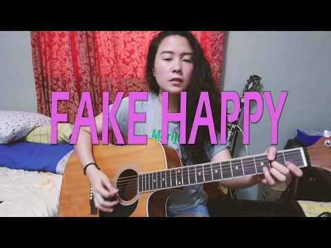 Fake Happy - Paramore (Acoustic Cover)
