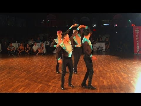 Same-sex salsa dancers wow Ottawa audiences