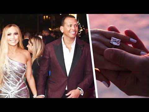 Inside Jennifer Lopez And Alex Rodriguez's Relationship