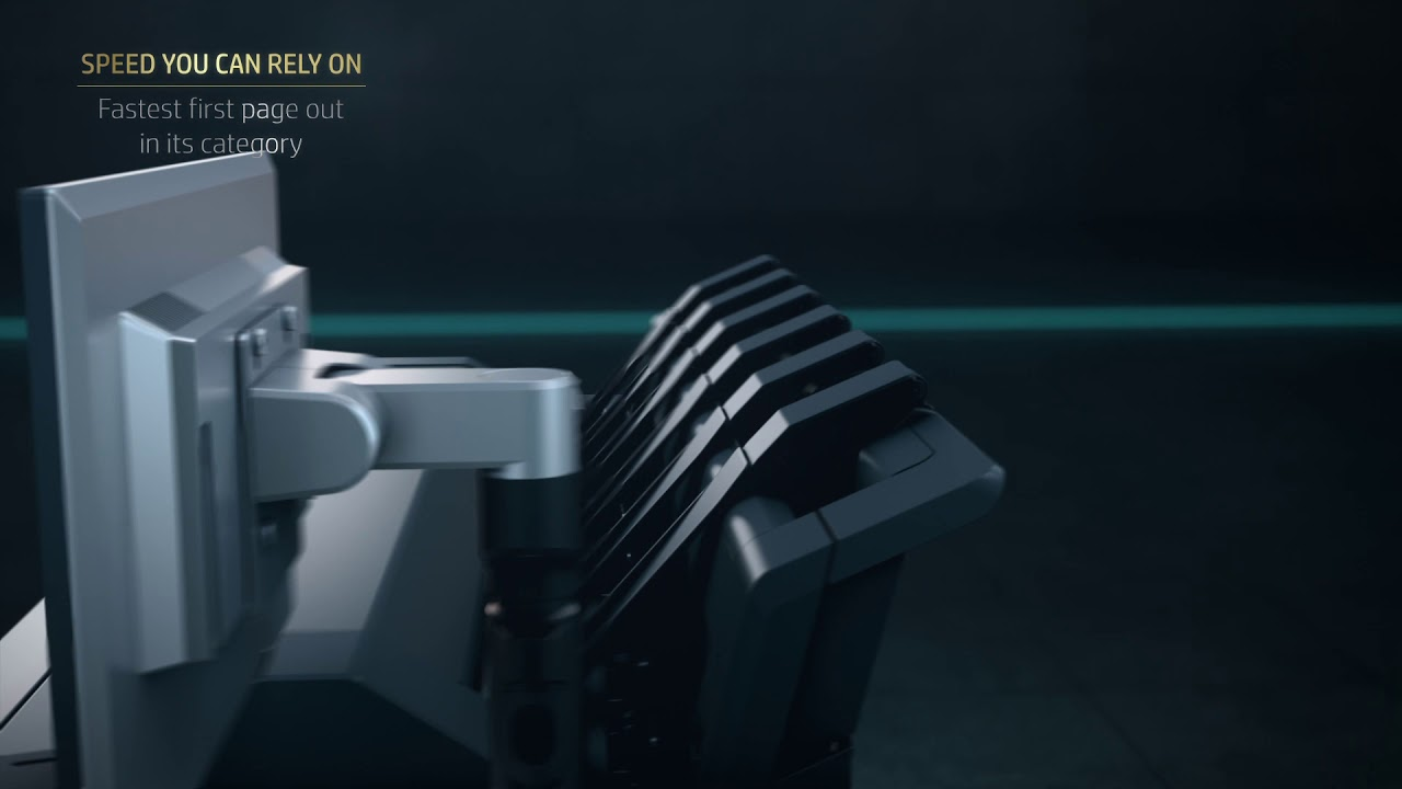 HP Designjet XL 3600 - Hackworth