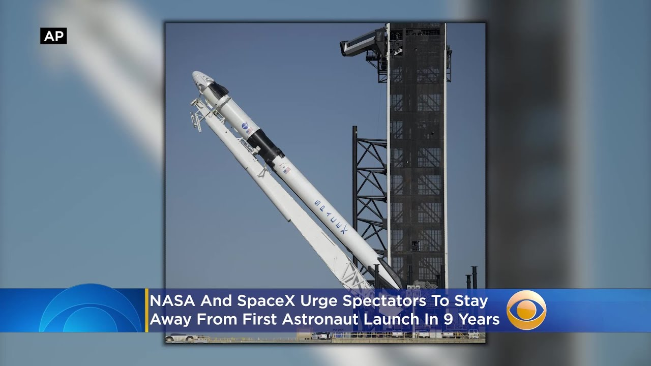 SpaceX's 1st astronaut launch will be a 'unique moment' for America ...