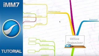 iMindMap 7 - Moving Branches