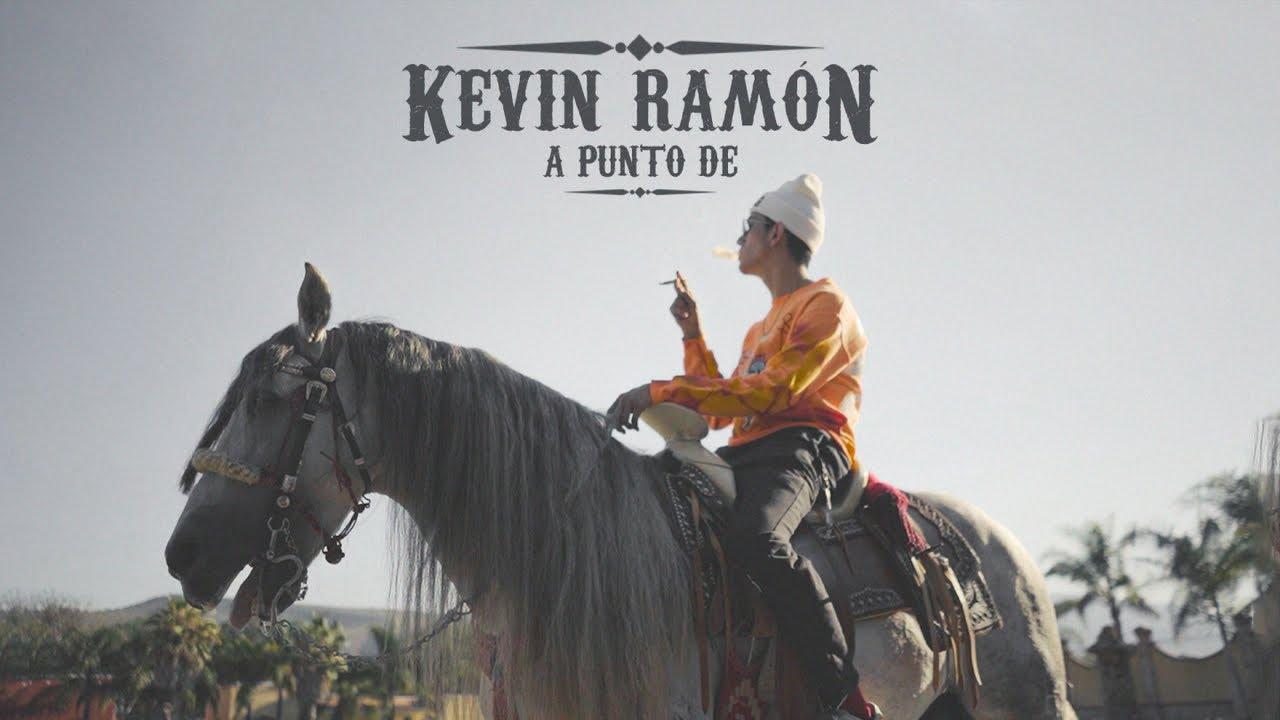 Kevin Ramón - A Punto De (Video Oficial)