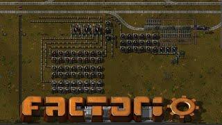Factorio Basic Oil Processing