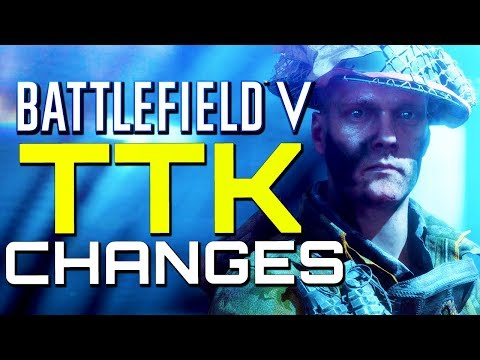 Battlefield 5: TTK Changes ruined the game? thumbnail
