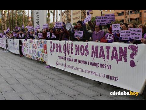 La Plataforma contra la Violencia Machista apoya a la víctima de la 'Manada'