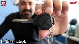 Remote Key For All Motorcycles | Security System for Motorcycles | Bike Mate PK