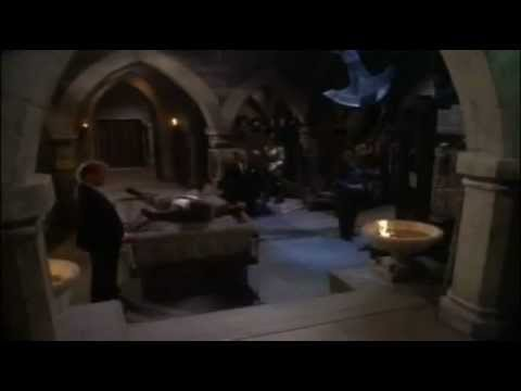 Macgyver The Legend Of The Holy Rose Pendulum Blade Youtube