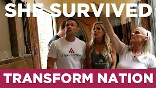 Transform Nation Ep 1 Meet Mary SHE SURVIVED HURRICANE HARVEY