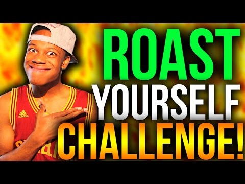 Roast Yourself Challenge! (Will Power Diss Track)
