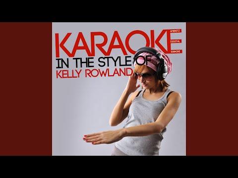Work (Freemasons Mix) (Karaoke Version)