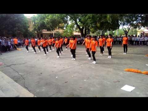Nhảy Dân Vũ - Lớp 12A3 -THPT Nguyễn Thiện Thuật - Khóa 98