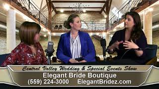 Lily Tofan & Alena Stepanyuk of Elegant Bride Boutique on Central Valley Wedding & Special Events