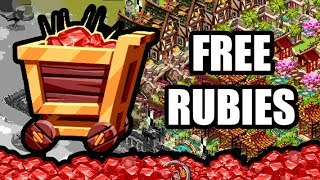 Collect More Rubies for FREE!