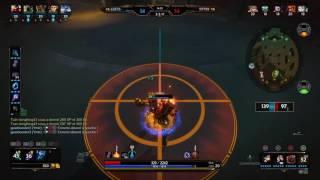 SMITE - GamePlay Vulcan / Kill Compilation