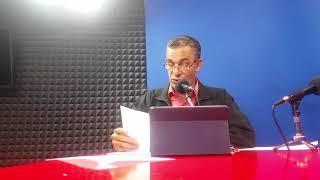 Sección de noticias Despierta Ocoa, Omar Ureña.