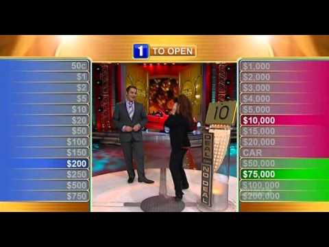 Deal or No Deal (Aus) - Awesome Week - Tuesday