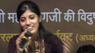 jain bhajan pankhida o pankhida pankhida tu udi jaaje by hemalatha and sonal pipada