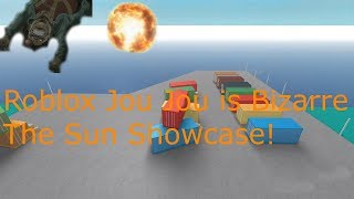 Roblox Jou Jou is Bizarre The Sun Showcase!