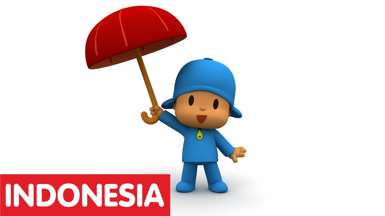 Pocoyo Payung Payung S01E01