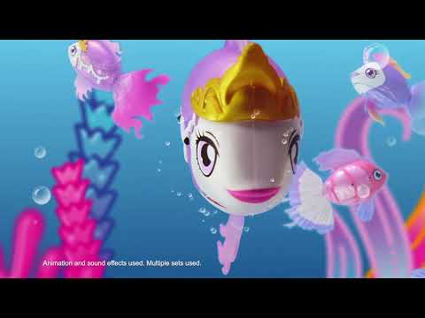 Little Live Pets Lil Dippers Fish- Smyths Toys