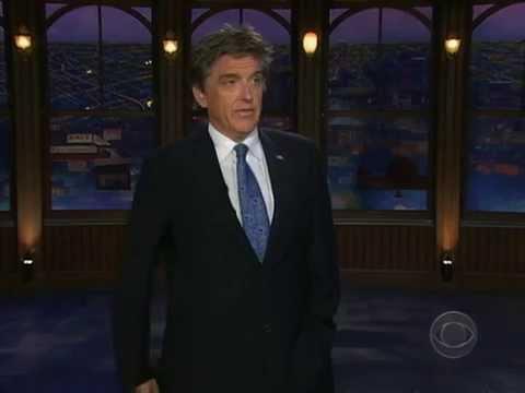 Late Late Show with Craig Ferguson 9/11/2007 Gavin de Becker, Dwight Yoakam