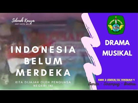 Drama Musikal Perpisahan Bengkel Comunity SMK 2 (smea) AL HIKMAH 1 benda