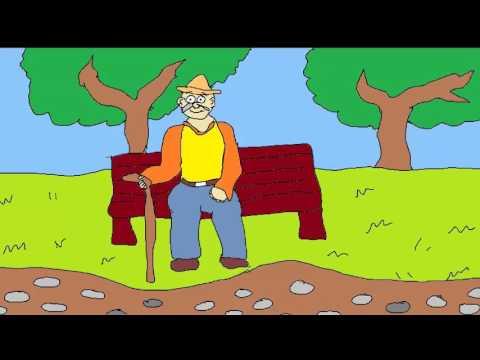 El anciano del parque (AUDIO Microcuento)
