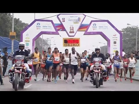 Kolkata 25K 2018 – Full Race