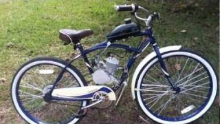 Motorized Bicycle: Buying/ Building/ Riding