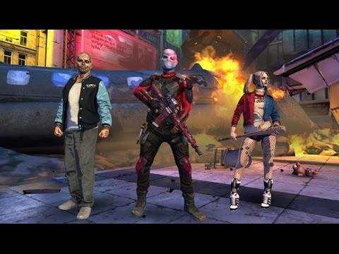 Escuadrn Suicida El Juego Suicide Squad The Game